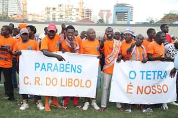 Girabola: Libolo Campeão 2014