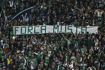 26.ª J: Sporting-V. Guimarães