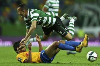 9.ªJ: Sporting - Estoril 15/16