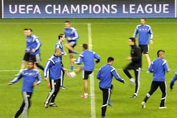 LC: FC Porto - Basileia
