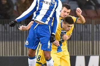 LC: BATE Borisov - FC Porto