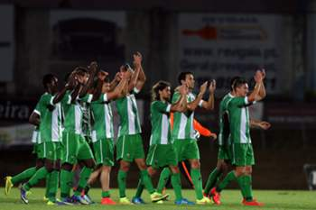 Rio Ave nos play-off da Liga Europa