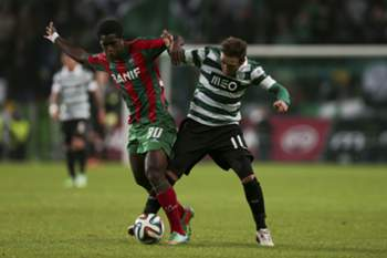 TL: Sporting-Marítimo 13/14