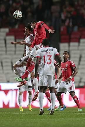 TL: Benfica-Leixões 13/14