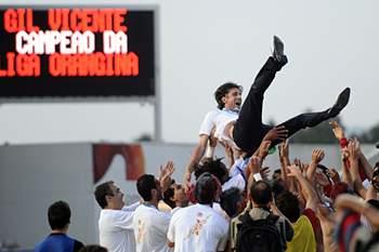 Gil Vicente Campeão II Liga