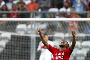 2ªJ Boavista-Benfica 14/15