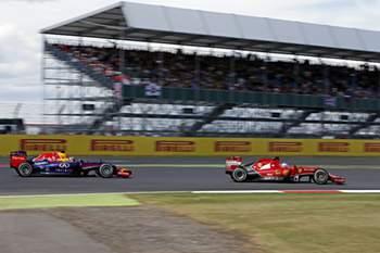 Formula 1: GP Grã Bretanha 2014