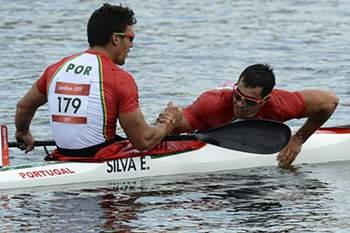 Londres2012: Prata de Portugal na canoagem