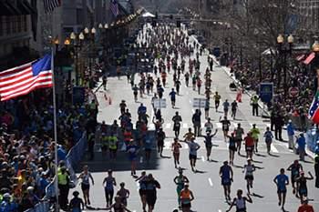Maratona de Boston 2014