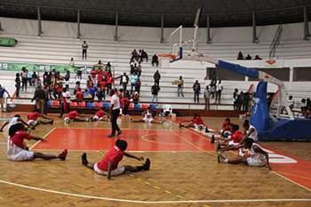 Basquetebol Angola-Moçambique
