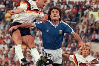 As outras finais Alemanha-Argentina