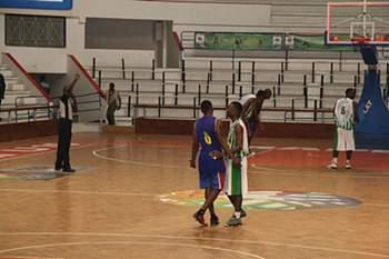 Basket: Maxaquene-Ferroviário Maputo