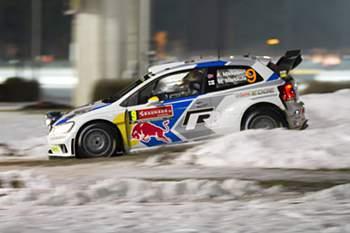 WRC'14: Rali da Suécia
