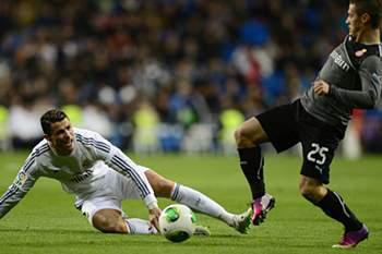 Taça do Rei: Real Madrid - Espanhol