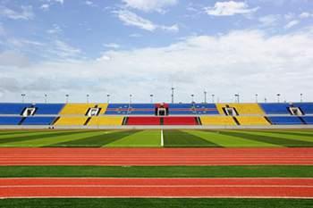 Estádio Nacional deve ser entregue em Novembro