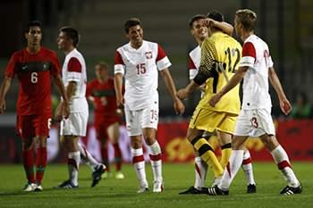 Sub-21: Portugal 1-1 Polónia