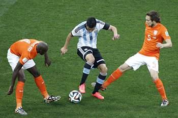 Argentina - Holanda