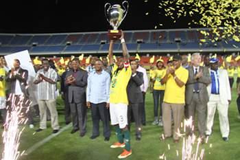 Ferroviário de Pemba vence Taça de Moçambique