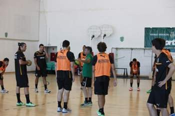 Andebol do Sporting de volta