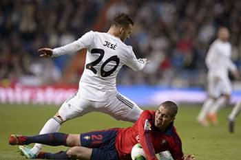 T.Rei: Real Madrid-Osasuna