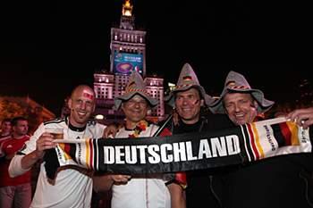 Fanzone Alemanha vs Grécia