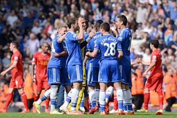 Liverpool - Chelsea 2014