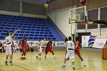 Basket: Portugal - Angola