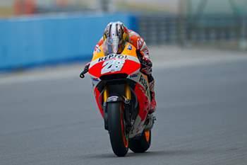 MotoGP: Testes 2014