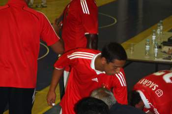 Belenenses x Benfica (andebol seniores)