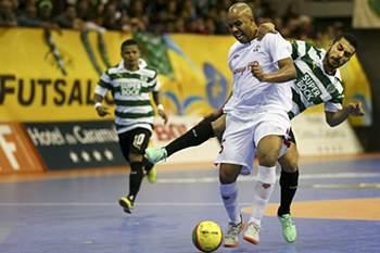 UEFA Futsal Cup: Sporting-Araz
