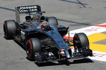 Fórmula 1: GP Mónaco 2014