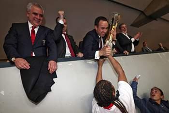 TL: A festa do SC Braga