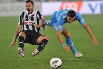 Taça Itália 2012: Nápoles - Juventus