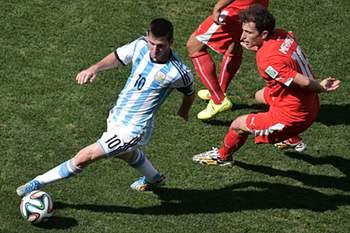 Argentina - Suíça
