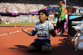 Paralímpicos: Londres2012 dia7