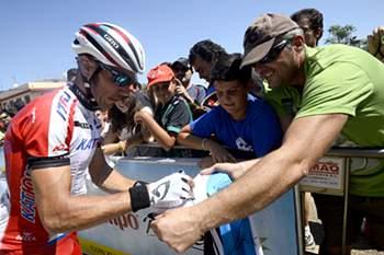 Vuelta 2014