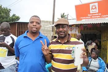 Taça de Moçambique: Chibuto-Desportivo Maputo