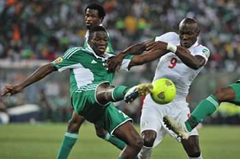 Final CAN2013: Nigéria - Burquina Faso