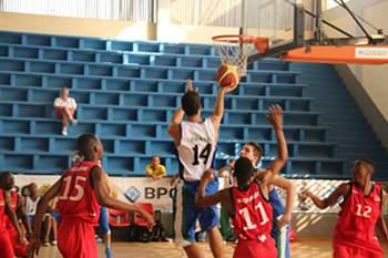 Basket: Brasil - Moçambique