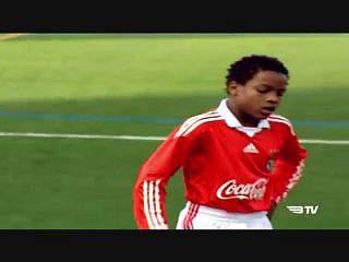 A despedida sentida do Benfica a Renato Sanches
