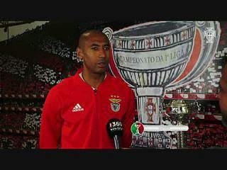 Capitães de Benfica e V. Guimarães fazem antevisão da final da Taça de Portugal