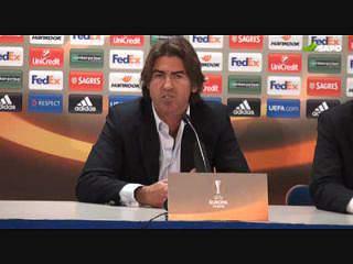 """Sá Pinto: """"Acusámos a pressão? Vocês perdem a noção de com quem estamos a jogar"""""""
