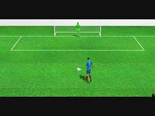 Alemanha-França: penalti de Griezmann, 45+2'