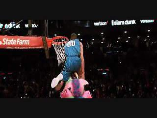 NBA: Melhores momentos do concurso de afundanços