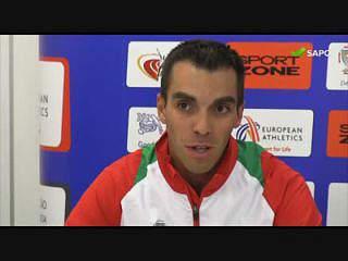 """Pedro Isidro: """"Sei que consigo fazer muito melhor"""""""