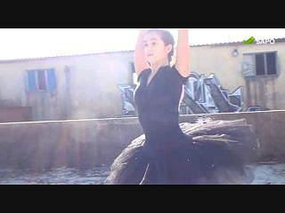 Os Transparentes: A rapariga que não consegue parar de dançar