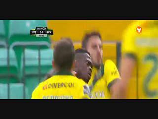Liga (6ªJ): Resumo P. Ferreira 2-1 Rio Ave
