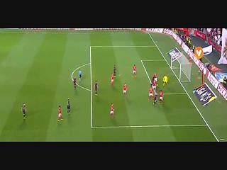 Liga (23ªJ): Resumo Benfica 3-1 Chaves
