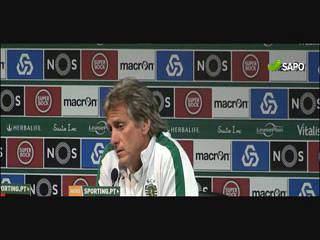 """Jesus: """"FC Porto agora já fica em terceiro...deviam pensar porquê"""""""