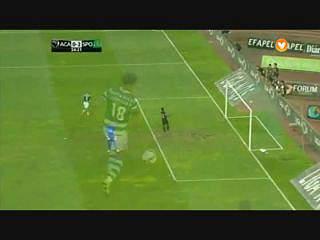 Liga (3ª J): Resumo Académica 1-3 Sporting